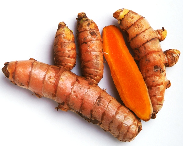 Where to find turmeric root
